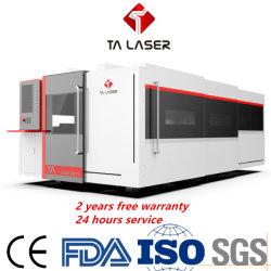 월간 거래 CNC 섬유 레이저 절단 기계/CO2 레이저 절단 또는 판금 또는 파이프용 기계 레이저 절단기 탄소강 Galvanized Steel Alu