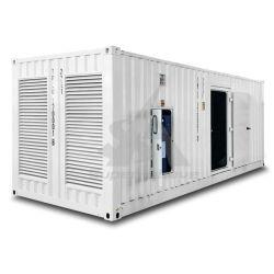 1200kw/1500kVA Mtu 산업 전기 Genset 방음 닫집 Stamford Leroy Somer 발전기를 가진 침묵하는 디젤 엔진 발전기 세트 발전기
