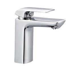 La filigrana ha approvato il rubinetto d'ottone Tapware montato piattaforma del bacino della stanza da bagno del bicromato di potassio