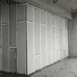 Interior isolado do painel de parede de concreto do painel do tipo sanduíche Casa prefabricadas