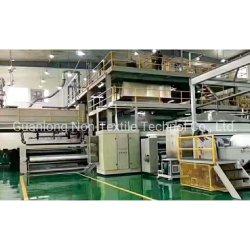 Ssm не Spunmelt тканого Non-Textile ткань производства оборудование машины
