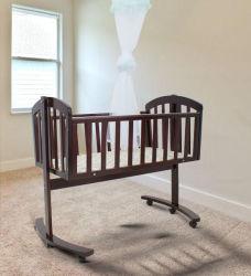 뉴질랜드 다기능 소나무 다시 태어난 아기를 위한 나무로 되는 아기 수화기대 /Baby 어린이 침대 또는 아기 침대