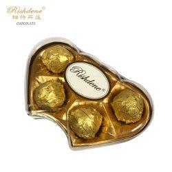 [5بكس] مزدوجة قلب بيع بالجملة شوكولاطة مموّن في الصين