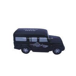 新しい設計カスタマイズされた車の輸送 PU ポリウレタンの形の圧力 トラックのおもちゃを広告する球
