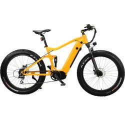 Venda quente MTB Suspensão total e Bike 1000W Bafang Ultra G510 Sistema de acionamento intermediária