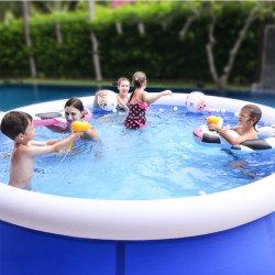 Ecologisch opblaasbaar zwembad voor de hele familie