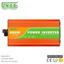 800ワットのリチウム電池のための220V AC車力電池のコンバーターへの純粋な正弦波インバーター12V DC