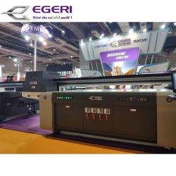 Ce Egeri de haute qualité de la courroie de l'imprimante UV haute vitesse Téléphone Imprimante scanner à plat en céramique de cas en PVC/PP/PE/PMMA/métal de l'imprimante jet d'encre UV E 2030 de 6 pieds * 9 pieds