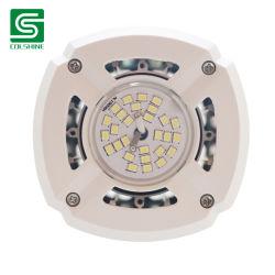 LED 콘 전구 40W 와트 램프 E26 E27 HID 교체 메탈 할라이드 3500K