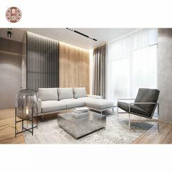 Simple pereza de metal moderno cómodo apartamento de diseño de mobiliario para cocina