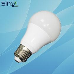 مصباح LED A60 طراز 10 واط طراز E27 من المصنع الأصلي للمعدة (OEM) في الصين مع علامة CE