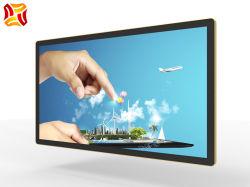 """1개의 Touchscreen LCD 디스플레이에서 LCD 위원회를 전부 광고하는 """" ~75 """" 인치 잘 고정된 LED 선수 디지털 18.5 Signage"""