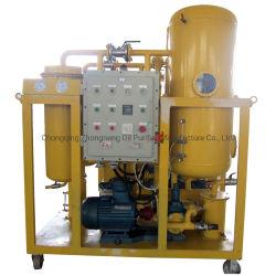 Zhongneng Ty Serie Vakuum Dampf Turbine Öl Reinigung Demulsifikation