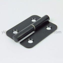 電気キャビネットを押すCl233-5黒色火薬のコーティングはヒンジを離れる