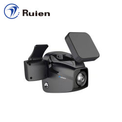 Nouveau design 170 degrés à la vision de nuit VOITURE WiFi surveille l'appareil photo appareil photo de tableau de bord de l'enregistrement en boucle Voiture Voiture DVR caméra HD étanche