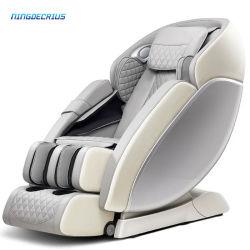 Duplo Crius Ningde SL 4D Elevadores eléctricos de corpo inteiro, Zero Gravity Office cadeira de massagem Spa dos pés