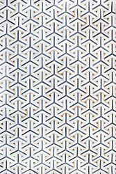 Красочные ковры ручной работы дома склеивания в современном минималистском коврик Коврик меха