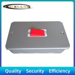 BS 45A Elektrische lamp Elektrische wandschakelaar metalen aansluiting
