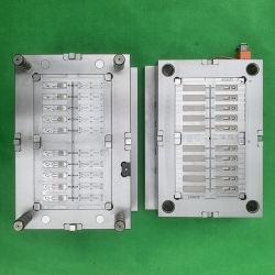 El moldeo de dispositivos médicos de moldeo de plástico inyectado que Molde Plstic personalizado