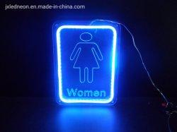 Commerce de gros prix bon marché néon LED signe la Lumière de Nuit de cristal