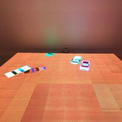Schermo di visualizzazione della fase della discoteca del LED video Dance Floor da vendere