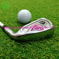 Eisen des Golfclub-Hersteller-anbietenpraxis-Golf-7# für Dame
