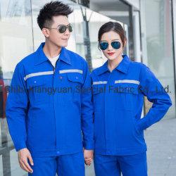 Vestuário de retardantes de chama com Stripe para homens/mulheres