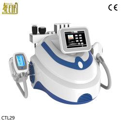 متعددة الوظائف كريوليبولز الدهون تجميد الجهاز الدهون فقدان الجهاز الدهون مزدوجة إزالة الذقن آلة الليبو الليبو الليزر RF Limming Machine