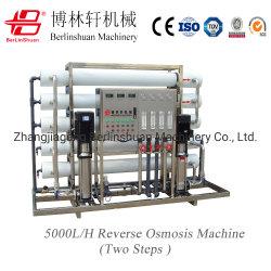 Automatische Minerale RO drinkt Systeem van de Omgekeerde Osmose van de Apparatuur van de Zuiveringsinstallatie van de Filter van de Reiniging van de Behandeling van het Water het Verpakkende Vullende Bottelende