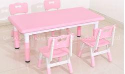 Réglable de l'apprentissage des enfants d'un bureau et chaises M-X4030