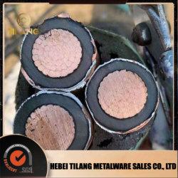 Scarto rivestito del cavo isolato scarto del cavo di rame da vendere dal fornitore della Cina
