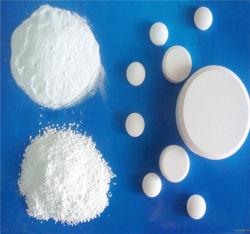 Fabrik-Lieferanten-Trichlorisocyanursäure TCCA 90% granuliert, Tabletten und Puder MSDS