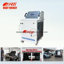 Reinigingsmachine van de Brandstofinjector van de Auto van de Koolstof van de dieselmotor de Schoonmakende