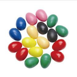新式の打楽器のプラスチック卵のシェーカー
