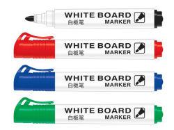 Penna di indicatore di Whiteboard con ASTM D 4236 per il banco dell'ufficio e l'uso di promozione