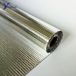 Aluminiumfolie Bubble foil thermische isolatie Bubble Roof Materiaal