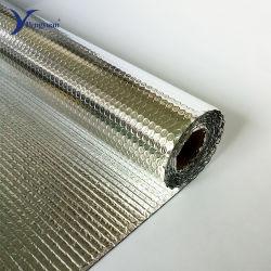Uma bolha de alumínio para isolamento térmico de telhados