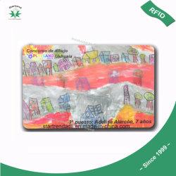 Plastica Business/Gift/carta d'iscrizione per hotel/sistema di gioco/Parco divertimenti in PVC/PET/carta