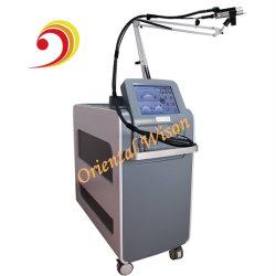 Impulsalexandrite-Laser-Haar-Abbau-Maschine Alexandrite-Laser-755nm +1064nm lange