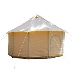 贅沢なグループの販売のための屋外のキャンプの大きいキャンバスのYurtのホームテント