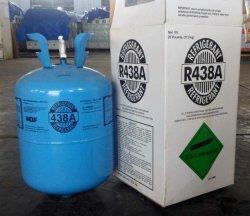 Nuevo tipo de medio ambiente mezcla de gas refrigerante R438A