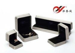 Bijoux Argent cuir synthétique Ring/Bangle/Necklace/zone de la poignée de commande