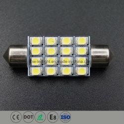 41mm lumière LED Canbus voiture (S85-41-016Z3528P)
