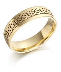 18K de gouden/Zilveren Goud Geplateerde Juwelen van de Juwelen van de Ring van de Mensen van de Manier