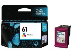 Cartouche d'encre d'origine 61 Balck et la couleur Consommables pour imprimante HP Inkjet
