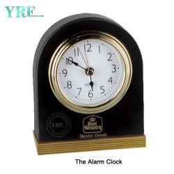 Yrf antiguos personalizado exclusivo Hotel de cuero Reloj Despertador Escritorio
