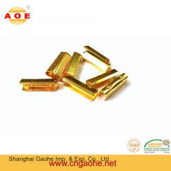 Design exclusivo de qualidade superior Aglets de metal para Shoelace