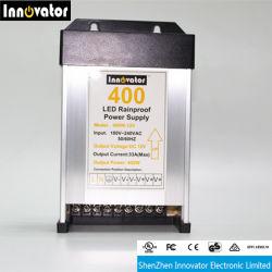 uso Rainproof esterno di stagione di natale dell'alimentazione elettrica di 400W DC12V LED per il modulo di 12mm Pixel/RGB LED