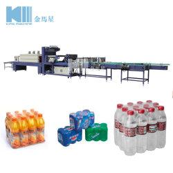 18-20 pakketten per de Uur Gebottelde Apparatuur van de Verpakking