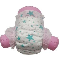 Venta caliente pañales desechables de bebé/Pañales pantalones fabricante en China